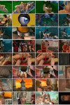 Alice in Wonderland - A XXX Parody | Алиса в стране чудес - А ХХХ Пародия (2011) HD 720p