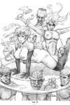 Zombie Sexual | Сексуальный Зомби [1920х2481 до 1920х2665] [67 страниц] JPG