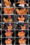 Abigail Dupree - Huge Pussy Gaping Anal Enema (2020) HD 720p