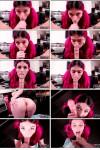 Natalie Stone - Naughty Trans Schoolgirl Takes A Study Break (2020) SiteRip
