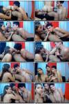 Латинская бисексуальная вечеринка 2 (2020) CamRip