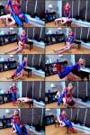 Spidey Amber - Leg Scissors Innocent Citizen For Training (2020) HD 1080p
