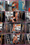 Aila Donovan, Brooklyn Gray - Grinding With Brooklyn (2021) HD 720p